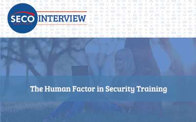 The human factor in security training, with Wilbert Pijnenburg
